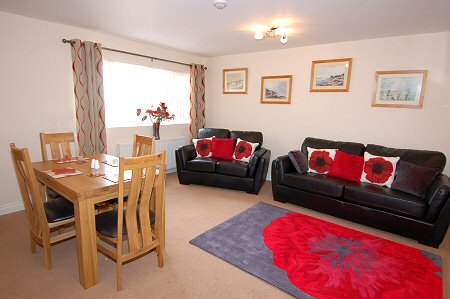 Self Catering 4 or 5 Bed Apartment